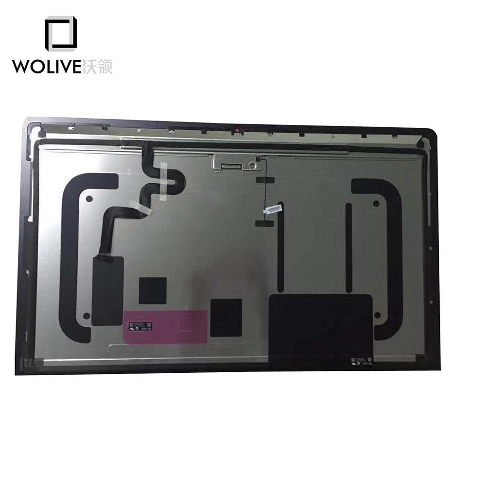 Brand New 100% working for Apple iMac 27 A1419 5K LCD Screen Display Assembly MF886 LM270QQ1 (SD)(B1) 2014 2015 image