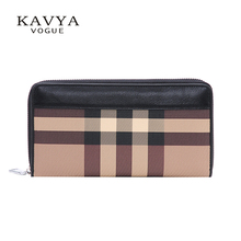 KAVYAVOGUE CLASSIC Men & Women handbag 100% Genuine Leather Bag Day Clutches for male Cowhide real leather man bag Wallets HOT