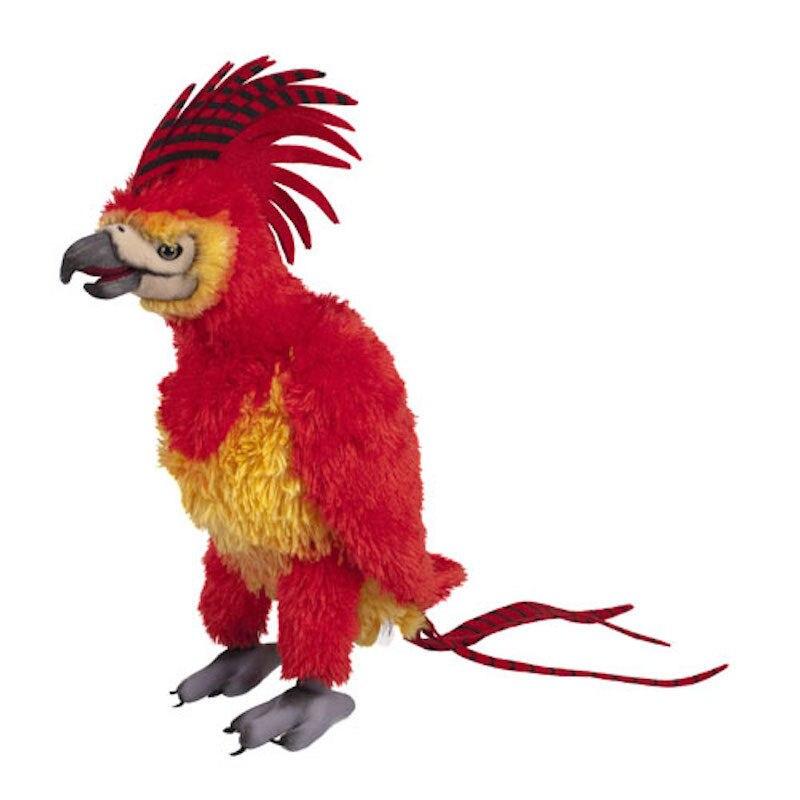 New Fawkes Phoenix Bird Plush 16 The Wizarding World Stuffed Toy