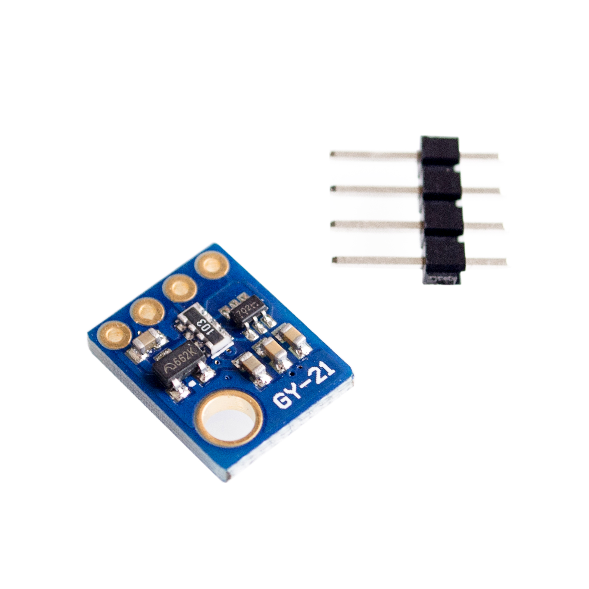 Humidity Sensor with I2C Interface Si7021  Industrial High Precision