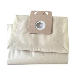 Image 1 - Cleanfada sacos de aspirador, 10 peças de sacos de substituição compatíveis com nicfisk gd1010 gds gd2000gdp vp300 saltix 3 para 82367810