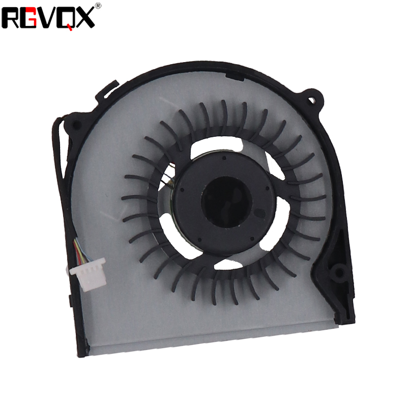 Купить с кэшбэком New Laptop Cooling Fan for SONY For VAIO SVT13 SVT13-124CXS SVT131A11T Original PN: KSB05105HB CPU Cooler/Radiator