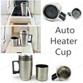 Top sell Auto  travel cup  auto 12v heatingCarElectric Kettle Cars Thermal MugHeater Cups Boiling Water bottel auto accessories