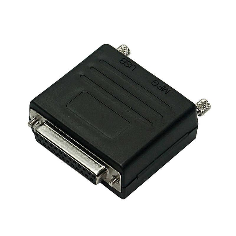LY-USB200 USB à LPT Port adaptateur CNC routeur contrôleur pour Mach3 CA7016