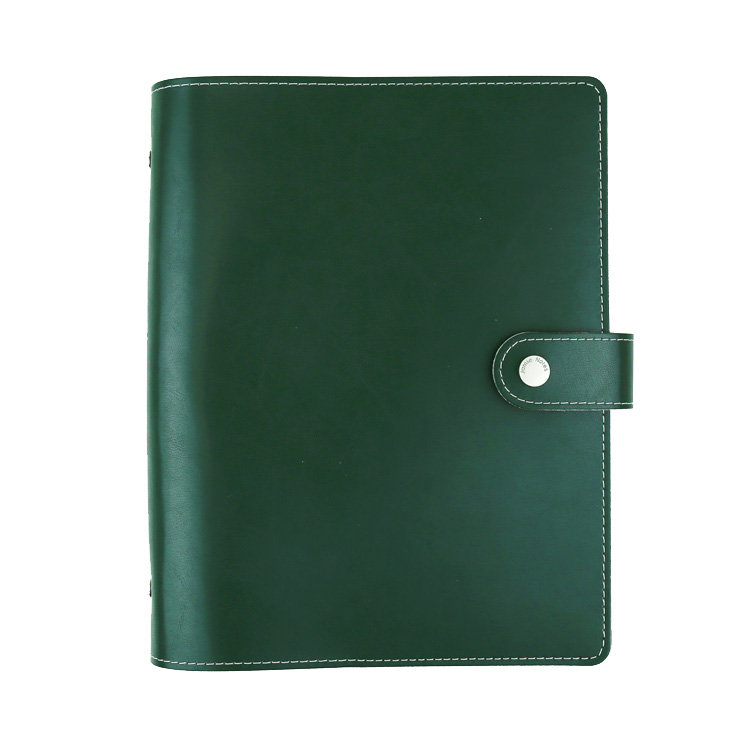 Jamie Vigorous double color Spiral Notebook A5A6 binder planner bullet journal daily planner 2018 Chancellory Vintage stationery ботинки vigorous