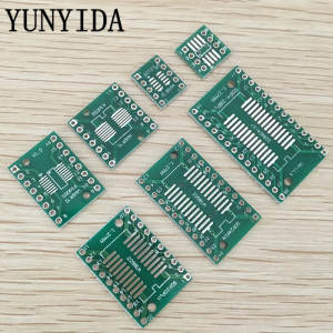Pcb-Board-Kit DIP TSSOP Dip-Sop SMD SOT23 MSOP To SMT Turn 8 35pcs--7value--5pcs 10-14