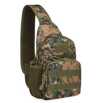 תיק כתף בסגנון צבאי