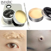 IMAGIC Professional Modeling Wax 1 Palette Halloween Blocking Makeup Wax Special Effects Makeup Painting Agent Effect