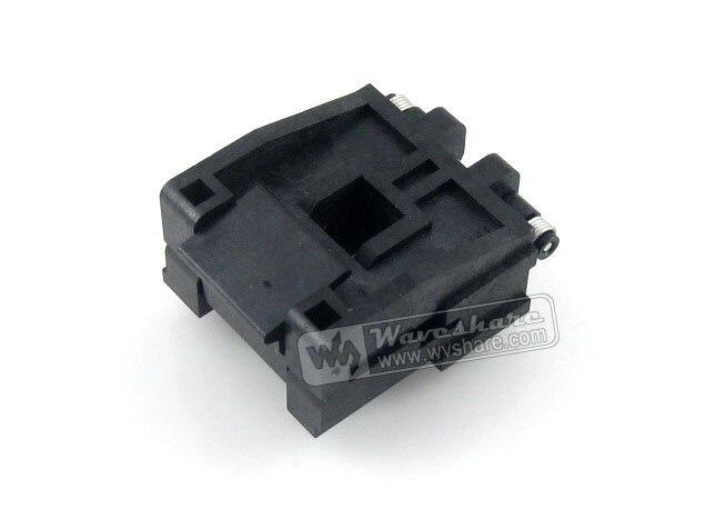 все цены на  PLCC32 IC51-0324-453 PLCC Yamaichi IC Test Socket Programming Adapter 1.27mm Pitch  онлайн