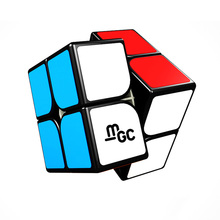 Yongjun MGC Magnetic 2*2*2 Magic Cubes Puzzle Speed Cube Educational Toys Gifts for Kids Children