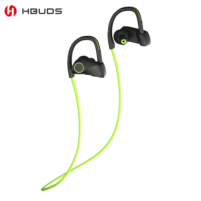 Bluetooth Headphones Wireless Sport Earbuds Waterproof IPX7 Deep Bass HiFi Stereo In-Ear Earphones w/ Mic Headsets 8-9 Hrs D200