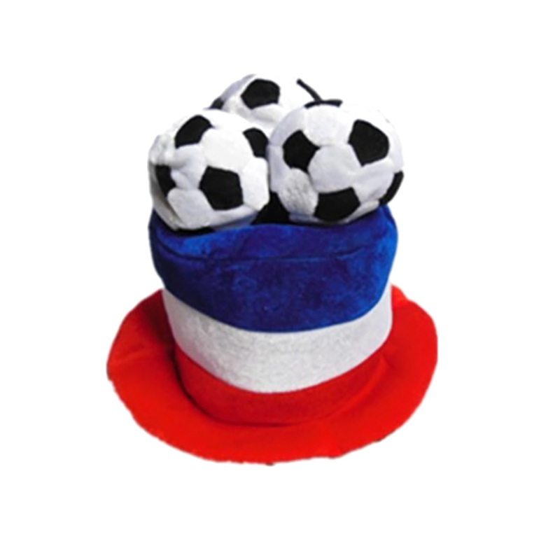 <font><b>World</b></font> <font><b>Cup</b></font> Memorial Carnival Hat Masquerade Festival National Flag Design Elastic Environment Velvet Material