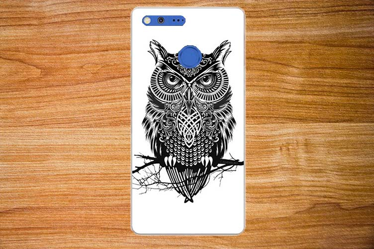 Popular Painting Case FOR Google Pixel XL Protect Skin Back Cover Various Flowers Stylish Case Cover For Google Pixel XL Holder