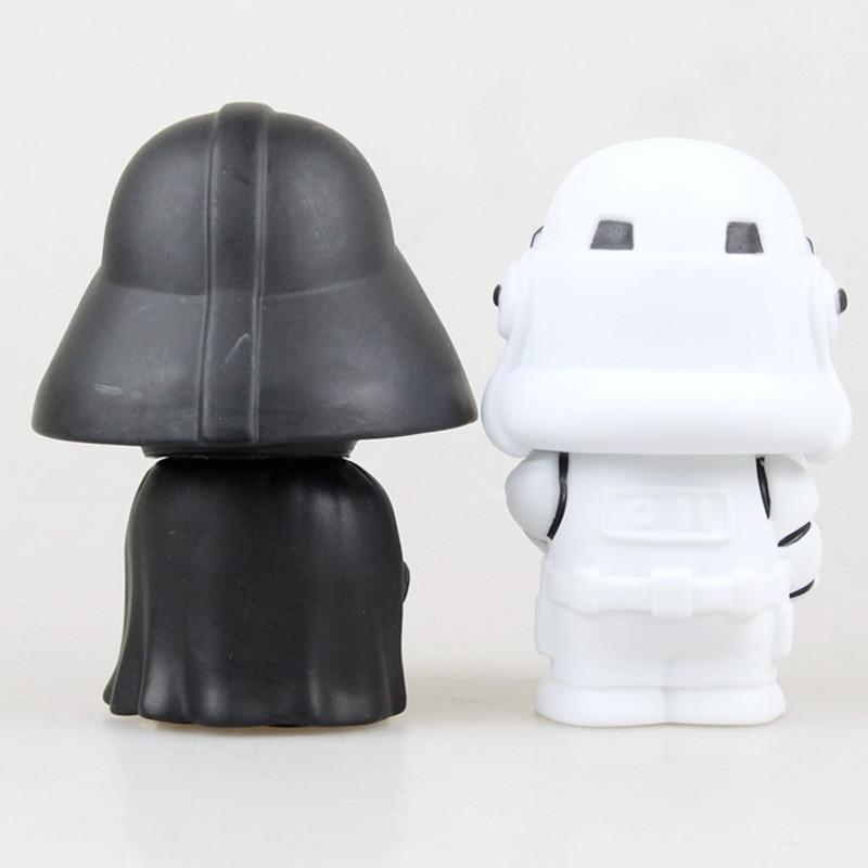 Marvel Star Wars Yoda Darth Vader Stormtrooper Action Figure - Die Zahlen Aktion und Spielzeug - Foto 6