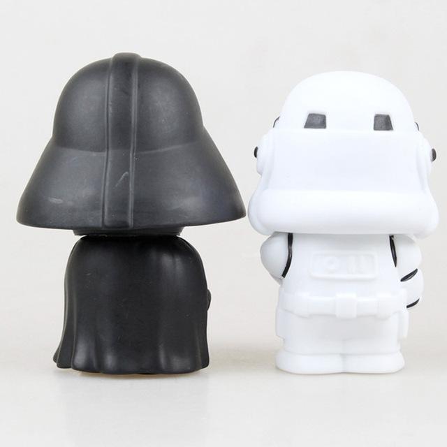 Marvel Star Wars Yoda Darth Vader Stormtrooper Action Figure