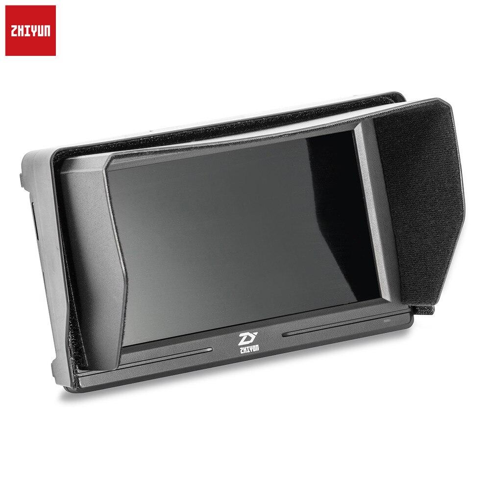 Zhiyun 5.5 Mini Caméra Affichage Moniteur w/HDMI Inout Sortie 1920x1080 LCD pour Cardan Stabilisateur Grue 2 V2 Accessoires