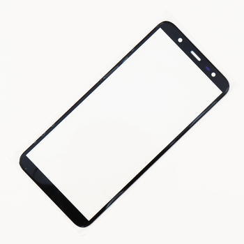 50pcs touch Screen Front Glass Outer Lens Panel For Samsung Galaxy J6 2018 J600 J600F J600G J600DS J8 2018 plus J810 j810f