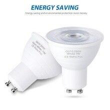 220V LED Light Bulb GU10 Spotlight MR16 LED Lamp 5W 7W Ampou