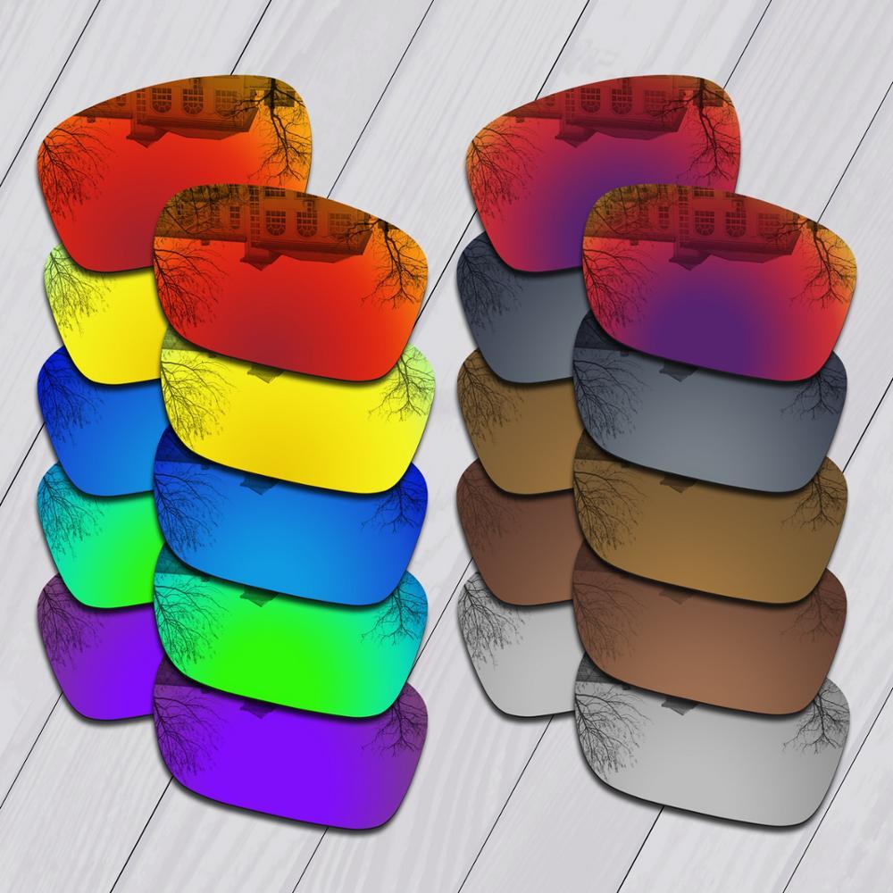 E.O.S поляризованные усиленные Сменные линзы для солнцезащитных очков Oakley Hijinx несколько вариантов Очки аксессуары      АлиЭкспресс