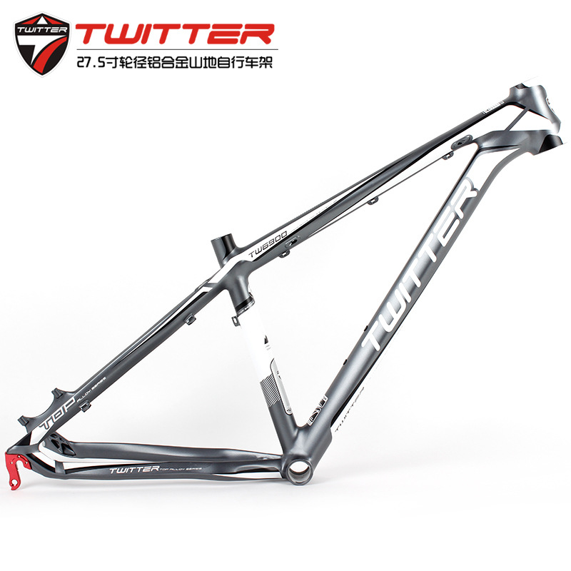 Bicycle frame TW6900 new mountain bike frame 27.5inch MTB frame 15.5/16.5/17.5 inch mountain bike four perlin disc hubs 32 holes high quality lightweight flexible rotation bicycle hubs bzh002