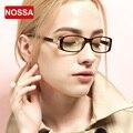 NOSSA Marca de Moda Sem Aro Óculos de Armação Armação Miopia Óculos Frames Frame Ótico Lente Clara