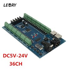 Leory 5v 64 Bit Ws2812 5050 Rgb Led Driver Development Board Circuit Audio & Video Replacement Parts