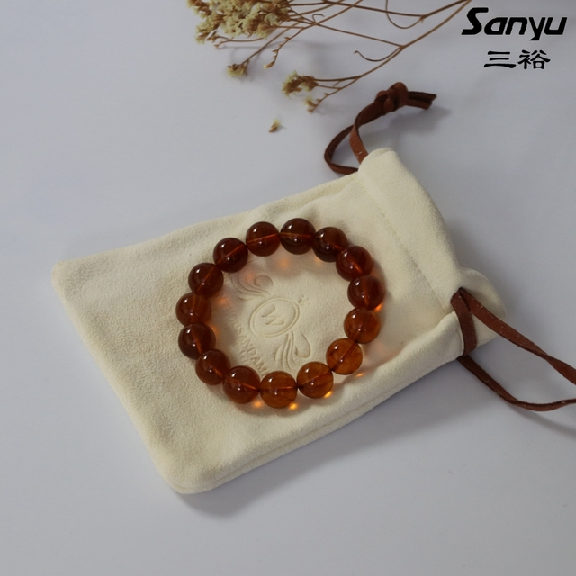 24.3g+15beads+diameter14.2mm+Natural burmese amber men bracelets certificated+Red brown color+burmite+handmade+unique gift M02