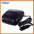 Portable 12V Car Vehicle Portable Ceramic Heater Heating Cooling Fan Defroster Demister Mini Car Air conditioning Black color