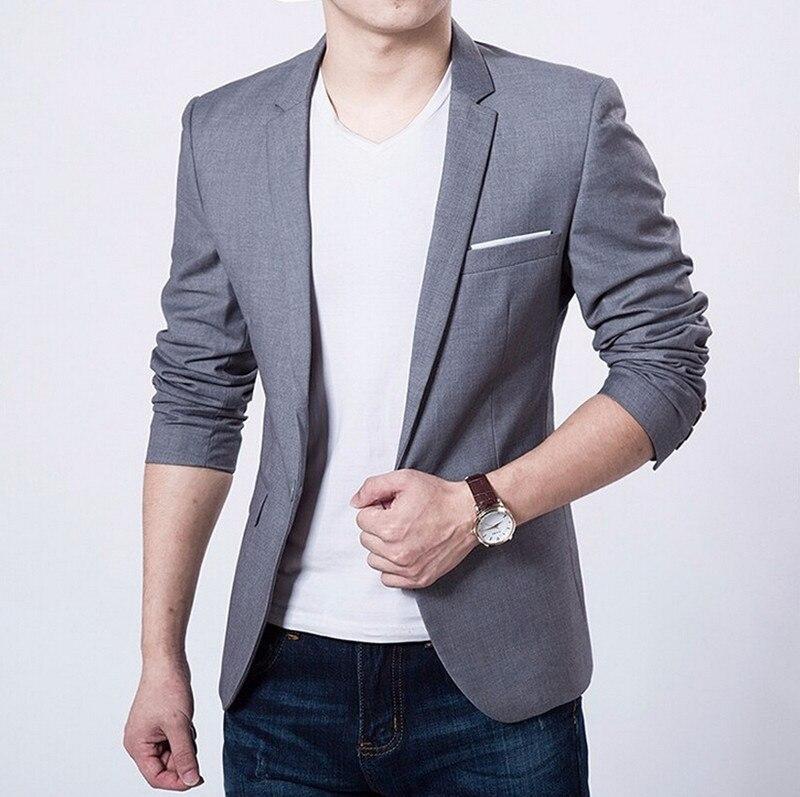 2015 Top Suit Jacket For Men Terno Masculino Suit Blazers