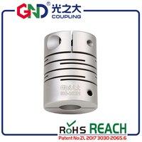 30pcs/lot GIC aluminum parallel clamp series shaft coupling for 3d print machine