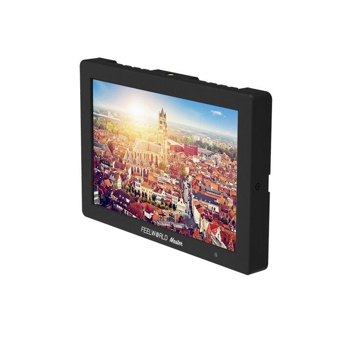 FEELWORLD Maître 2018 Nouvelle Série MA7 7 Sur-Caméra Moniteur 1920x1200 4 k Entrée HDMI/ sortie pour Cardans Zhiyun Grue 2 DSLR Caméras
