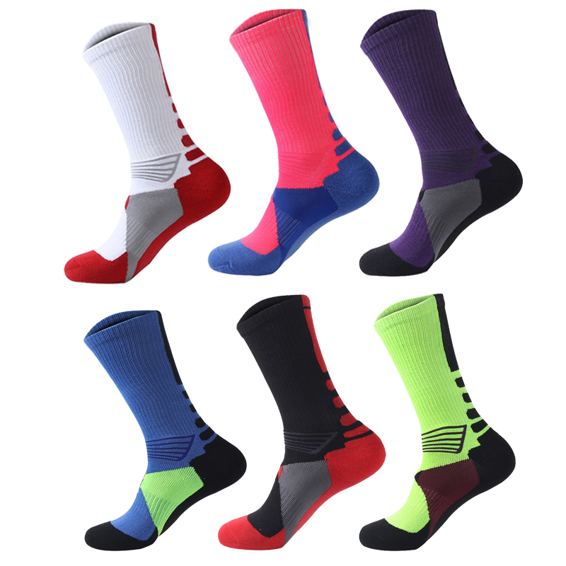 ZFLAMER Mountain Cycling Socks Basketball Running Yoga Sport Socks MTB Road Bike Bicycle Cycling Socks For Men Winter Autumn