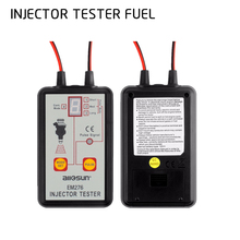2018 New EM276 Professional Injector Tester Fuel Injector 4 Pluse Modes Tester Powerful Fuel System Scan Tool EM276 Dropshipping
