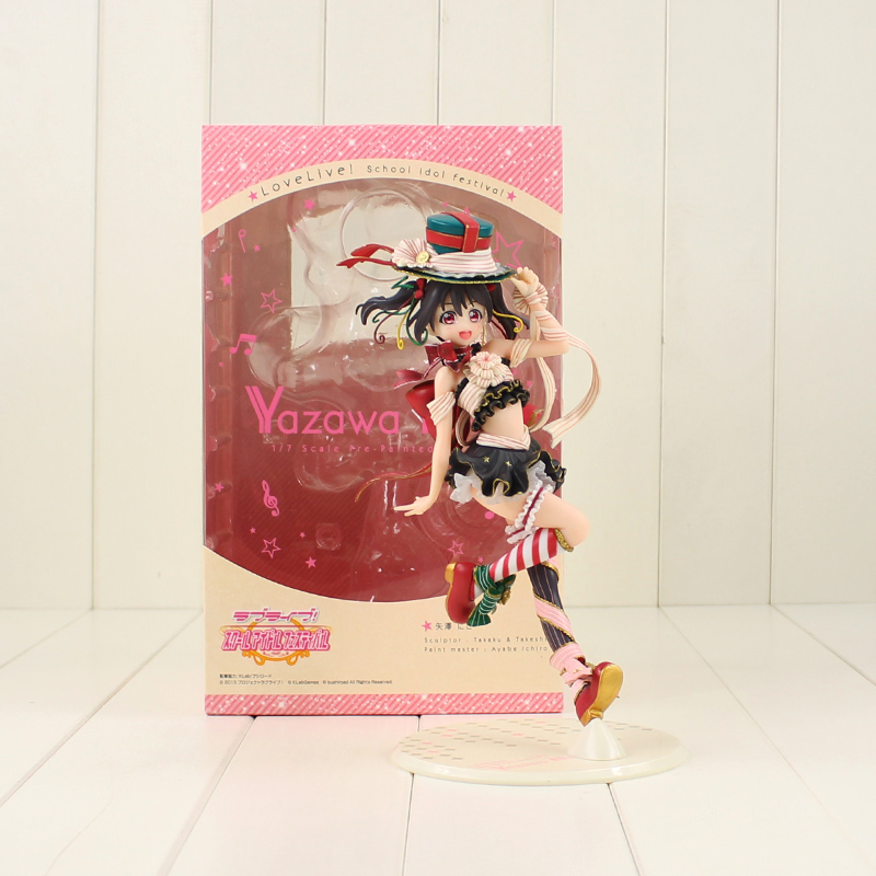 19cm LoveLive Nico Yazawa Love Live kawaii action figure model toy Hot Japanese Anime LoveLive pvc action figure model toy gift hot selling 70cm bearbrick luxury lady ch be rbrick pvc action figure collectible model toy birthday gift ornaments