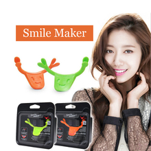 1 PC Smile Orthodontic Braces Maker Personal Improve Smiley Mouth Lip Facial Muscle Exerciser Slim Piece