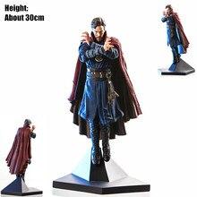 27x10CM Marvel Avengers 4 Endgame Infinity War Doctor Strange Action Figures 1/10 Model Toys