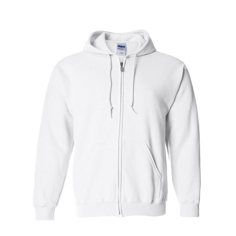 Popular White Zipper Hoodie-Buy Cheap White Zipper Hoodie lots ...