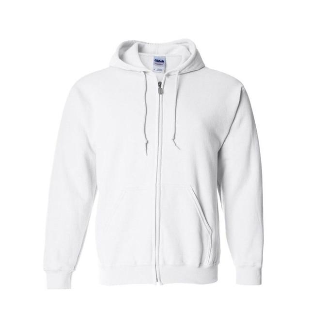 2016 NEW Fashion Men Hoodies Brand High Quality Men off white Sweatshirt  Hoodie Casual Zipper Hooded Male European Size XS-2XL 2dccf970c536