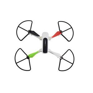 Image 5 - LeadingStar 4 pièces couvercle de dégagement rapide pour Hubsan Zino H117S quadrirotor accessoire anneau de Protection de Drone à distance