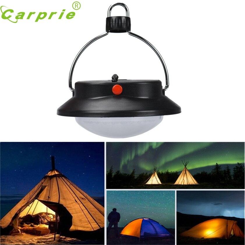 CARPRIE 2017 Super Camping Outdoor Light 60 LED Portable Tent Umbrella Night Lamp Hiking Lantern 170129