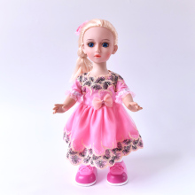 Princess Anna 16'' 42cm interactive doll talking dancing Russian speaking walking doll girl gift цены