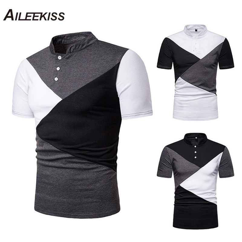 US Size Brand New Men's   Polo   Shirt Summer High Quality Men Short Sleeve shirt Brands jerseys Mens   polo   Shirts Plus Size XT802