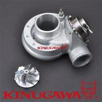 Kinugawa Turbo Compressor Kit w/ Blow Off for Mitsubishi TD04 TD04H TD04HL 20T