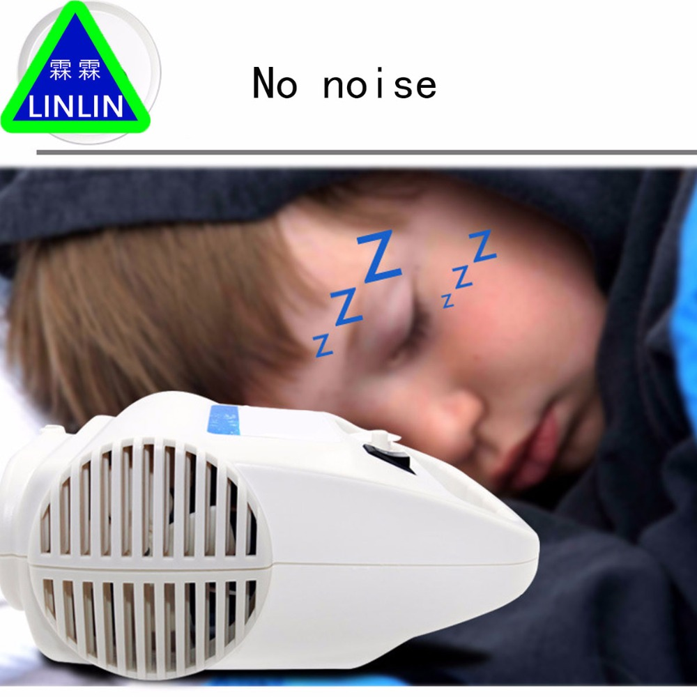 LINLIN Medico di famiglia di compressione nebulizzatore per adulti per Bambini nebulizzatore-in Massaggi e relax da Bellezza e salute su  Gruppo 1