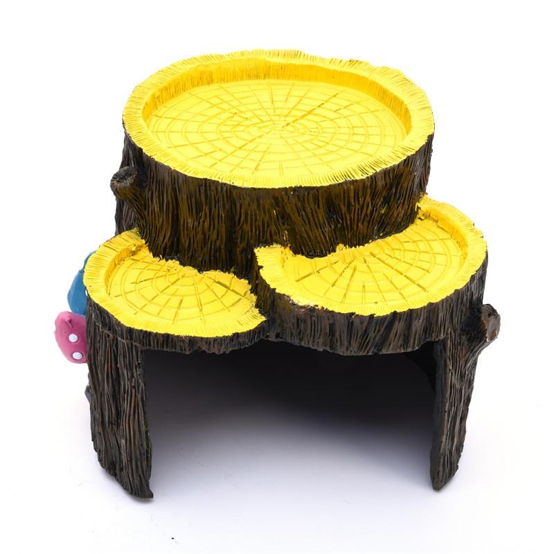 Սողունների թաքստոցներ Ծառերի կոճղերի - Ապրանքներ կենդանիների համար