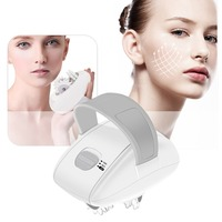 MQ Electric 3D Full Body Massage Roller Powerful Anti Cellulite Face Body Slimming Burn Fat Weight Loss Facial Care Instrument