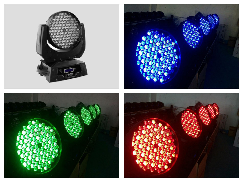 1pcslot led moving head wash light 108x3w rgbw stage dj 1pcslot led moving head wash light 108x3w rgbw stage dj equipment bar party ktv disco nightclub professional lighting in stage lighting effect from lights aloadofball Gallery