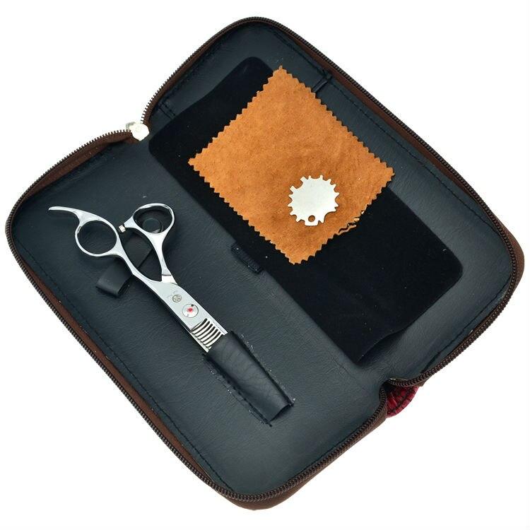 6.0 Professional Buckhorn Teeth Hair Thinning Shears Salon Hair Products Barber Hairdressing Scissors, LZS03176.0 Professional Buckhorn Teeth Hair Thinning Shears Salon Hair Products Barber Hairdressing Scissors, LZS0317