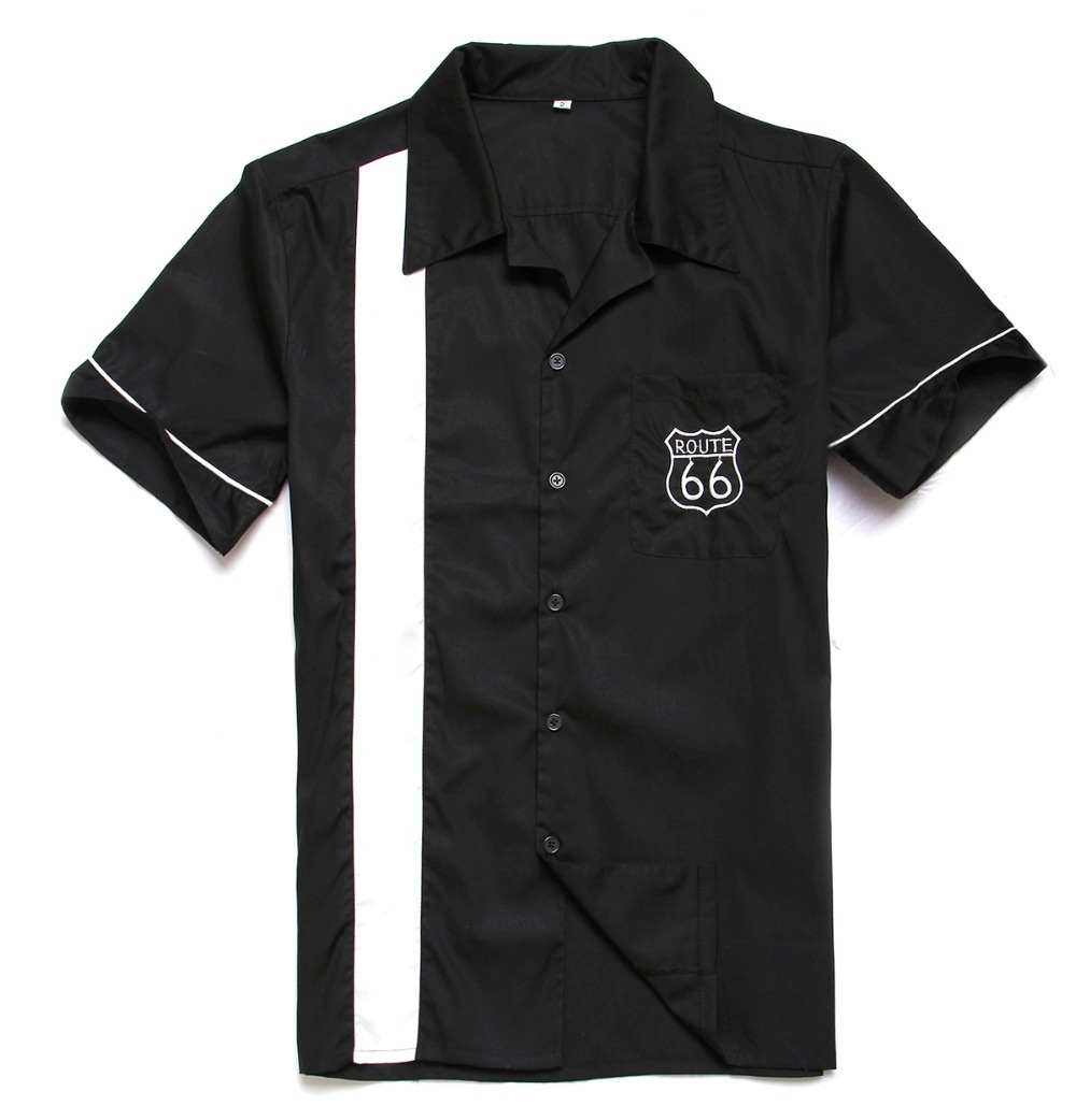 Compare Prices On Men Bowling Shirts Online Shopping Buy