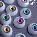 2016 New Arrival Hot  Doll Accessories Eyeball Acrylic Doll Eyes BJD Eyes 14MM 16MM
